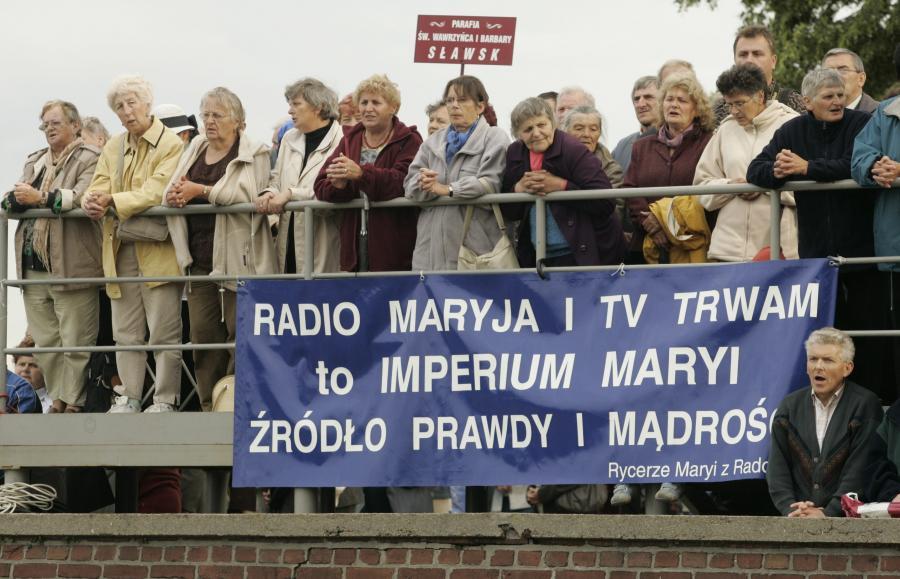 Radio Maryja bez zastrzeżeń, inne rozgłośnie powinny się wstydzić