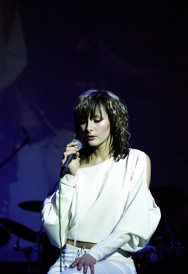 Monika Kuszyńska (głos Varius Manx w latach 2001 – 2006)