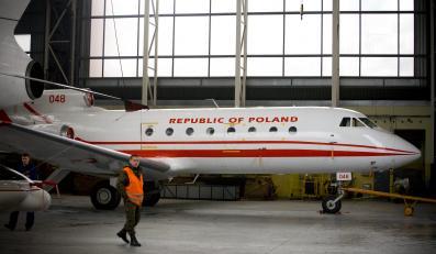 Rządowy Jak-40