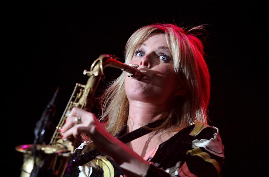 Candy Dulfer – królowa saksofonu
