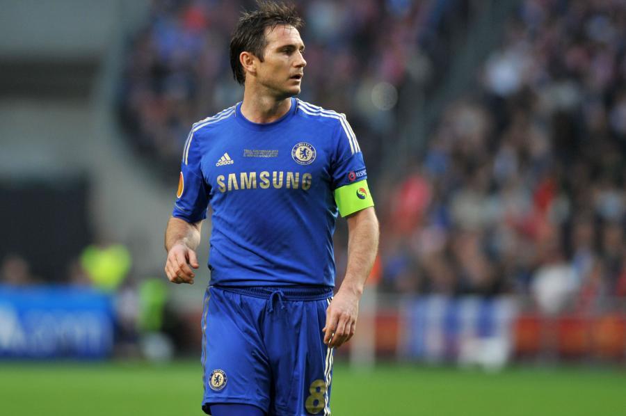 953771e44 Brazylijski kibic piłkarski Martins Guedes nazwał syna na cześć...  reprezentanta Anglii i kapitana Chelsea Londyn Franka Lamparda.