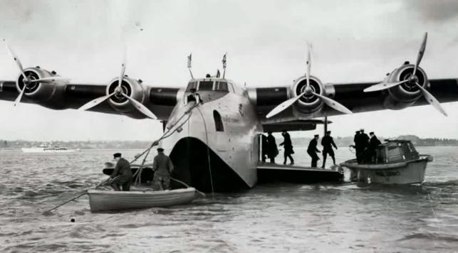 Boeing 314 Clipper Flying Boat