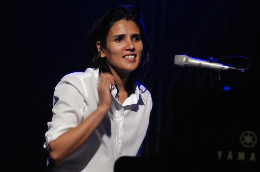 Tanita Tikaram da koncert w klubie Palladium