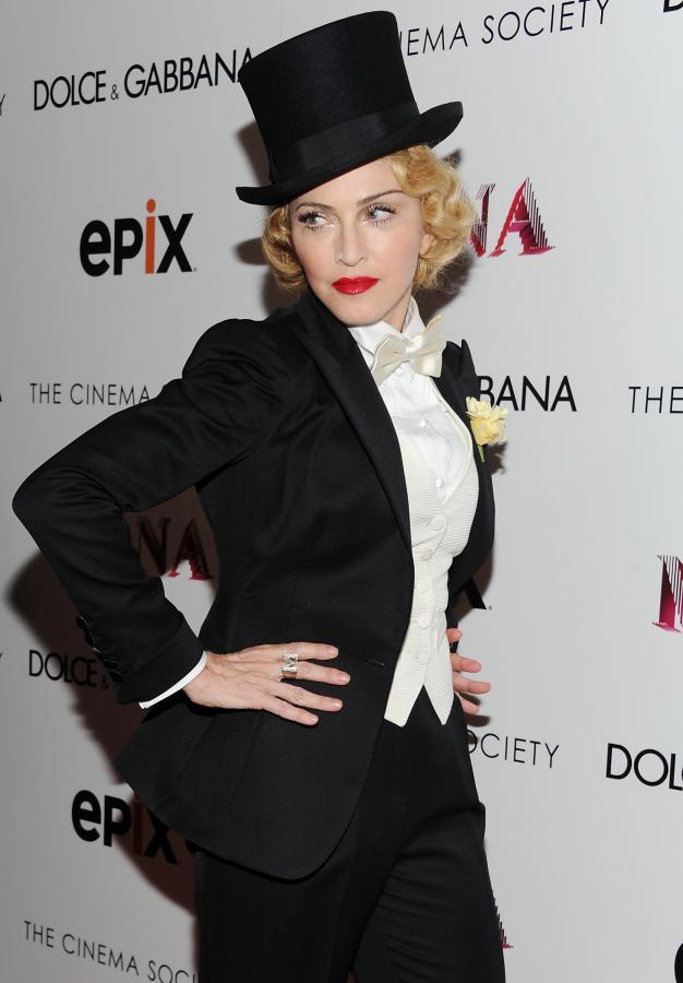 5. Madonna