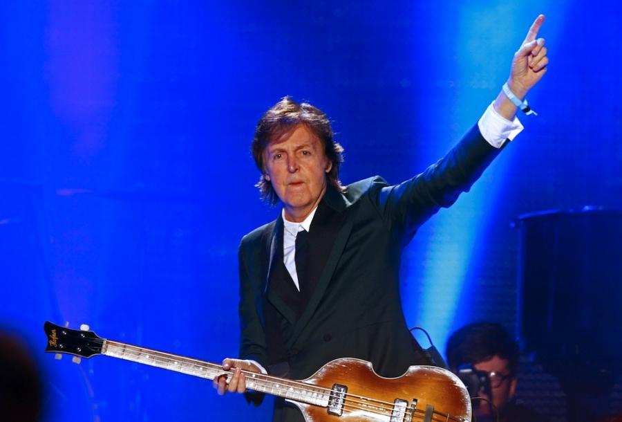 Paul McCartney przygotowuje jużnowy album