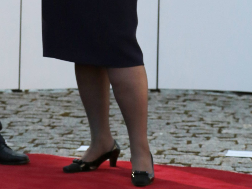 1e8eaadf2a1ac6 Zdjęcia: Mała rzecz, ale bardzo razi: modowe faux pas Anny ...