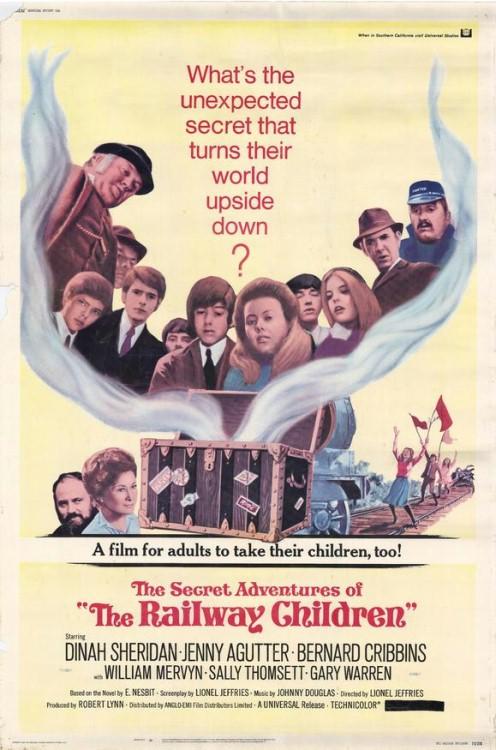"""""""Przygoda przyjeżdża pociągiem"""""""