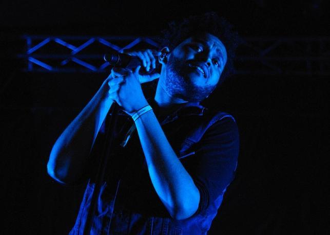 """8. """"Earned It"""" (z filmu """"Pięćdziesiąt twarzy Grey'a"""") – The Weeknd"""