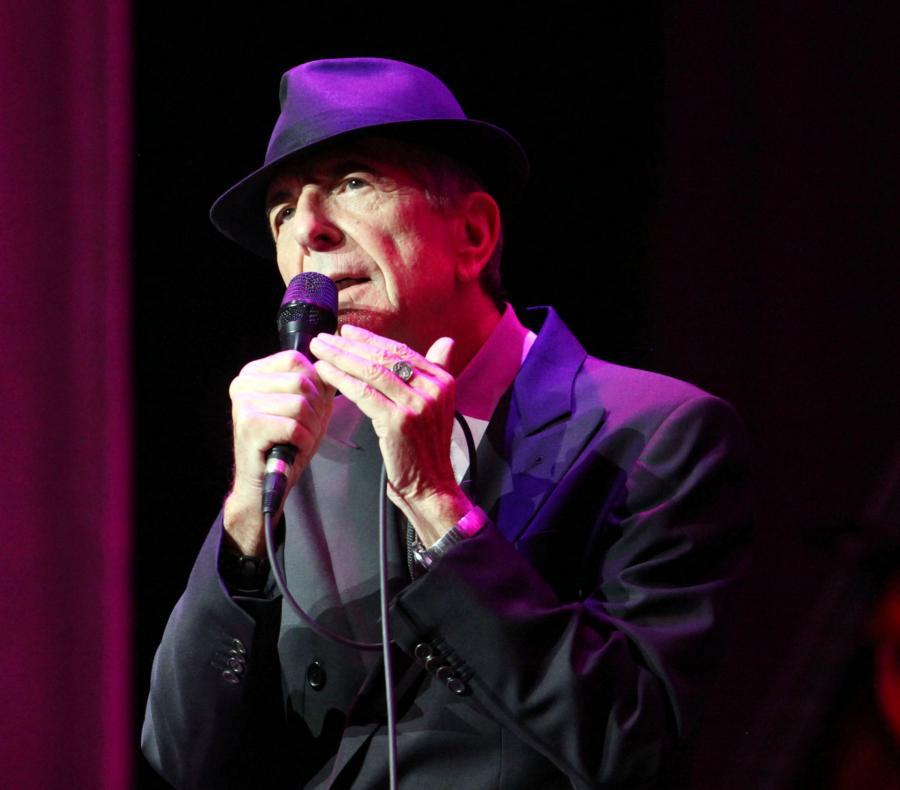 Polska wciąż ceni pomysły Leonarda Cohena