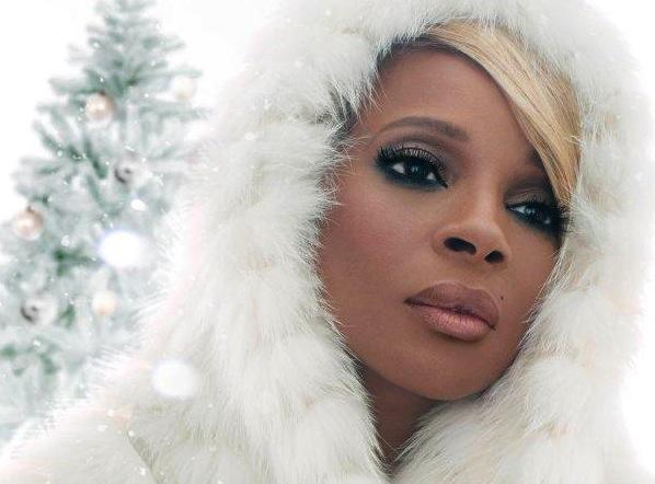 Mary J. Blige pod choinkę