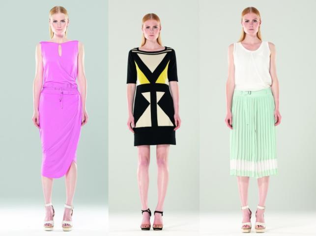 Blacky Dress - kolekcja wiosna/lato 2013