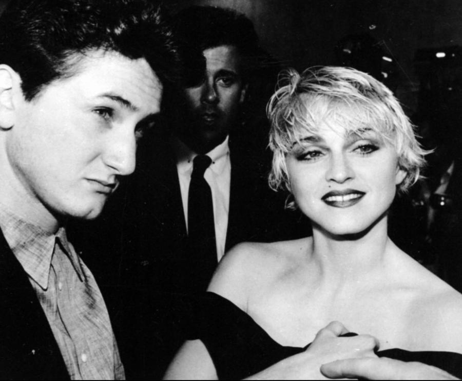 Madonna i Sean Penn w 1986 roku