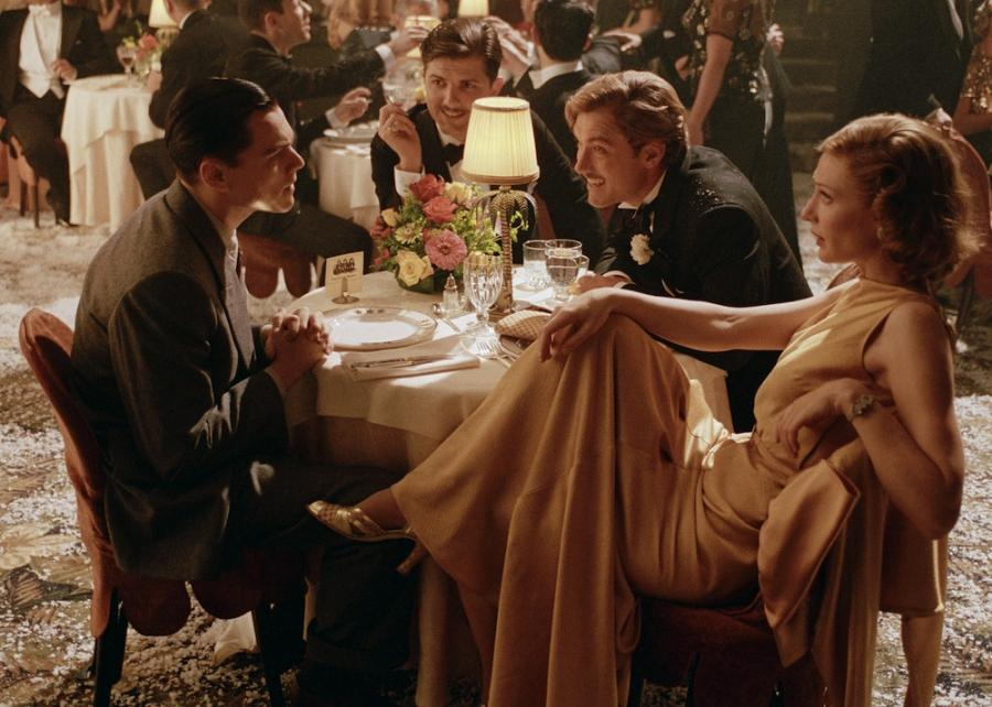 "Cate Blanchett w ""Aviatorze"""