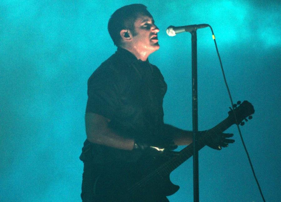 Trent Reznor i Nine Inch Nails
