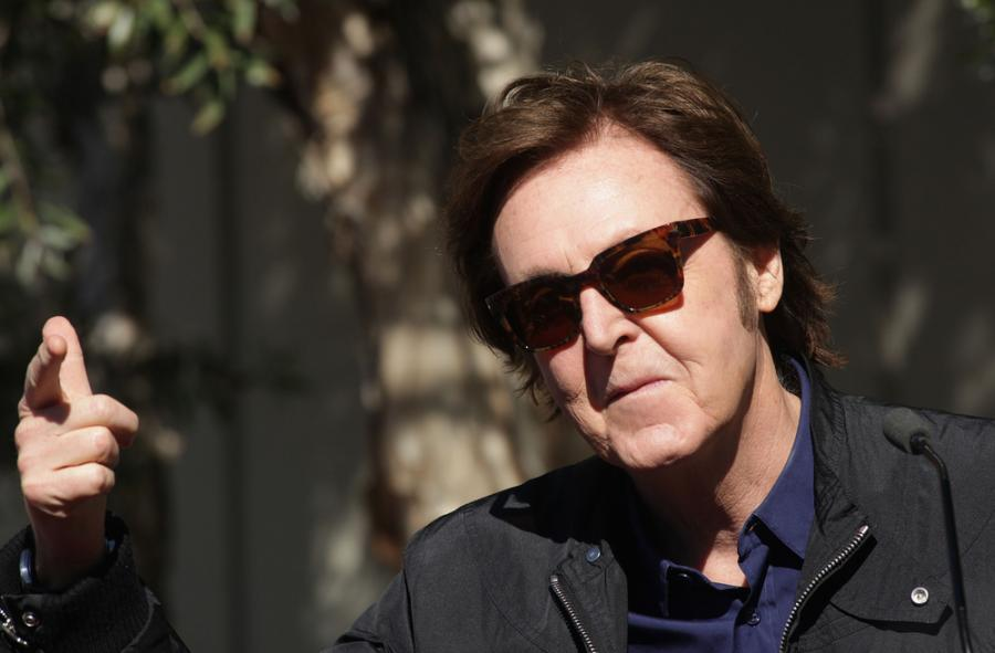 Paul McCartney zapowiada \