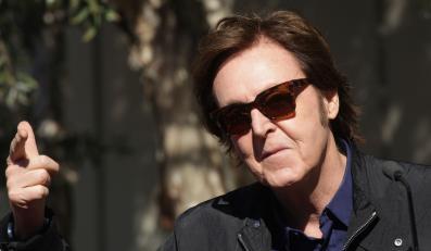 """Paul McCartney zapowiada """"Nowy"""" album"""