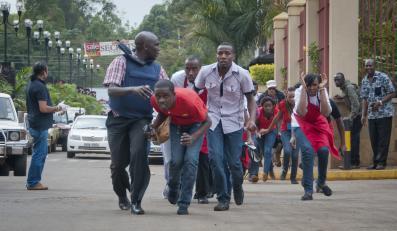 Terroryści zaatakowali w Kenii