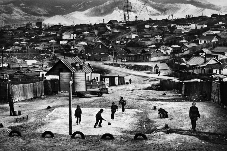 © Jacob Aue Sobol _ Magnum Photos, Ulaanbaatar, March 2012