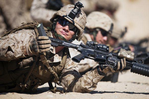 Jak będzie wyglądał amerykański żołnierz przyszłości?