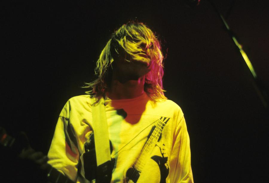 Jako nastolatek Kurt Cobain myślał, że jest homoseksualistą