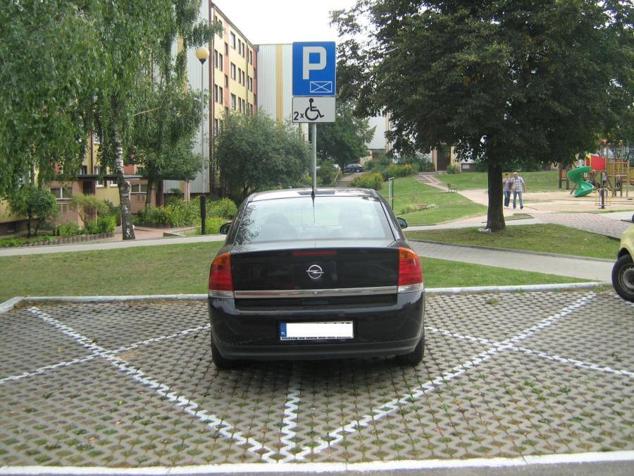 Też tak parkujesz?