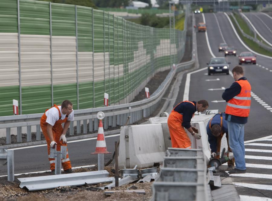 Rząd obiecuje: Wielka budowa w Polsce będzie trwała nadal