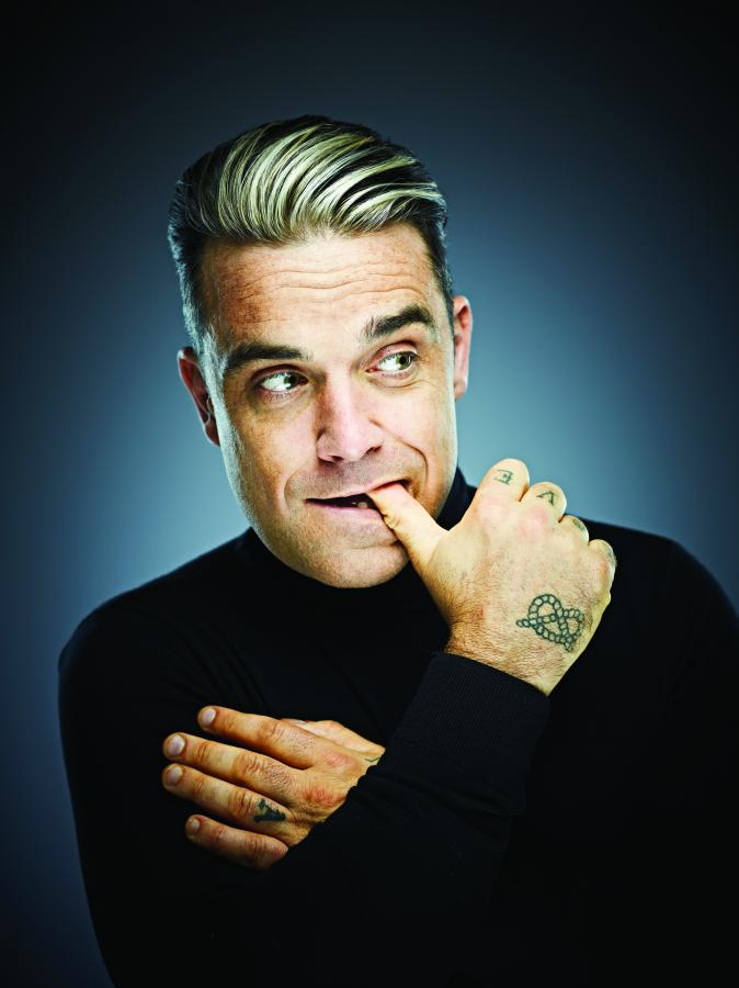 Robbie Williams śni bez Lily Allen