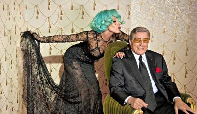 Duet Tony'ego Bennetta i Lady GaGi później