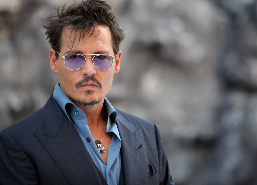 Johnny Depp zagrał w filmie \