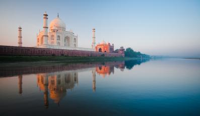 Taj Tadż Mahal Indie