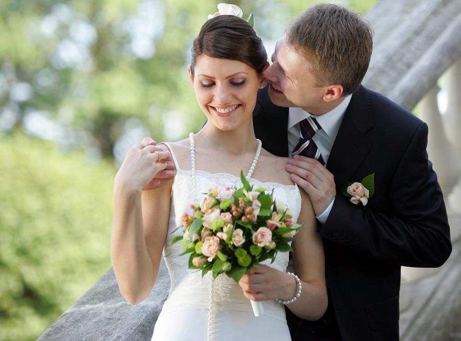 Po ślubie zawsze się tyje