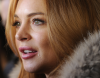 Lindsay Lohan na festiwalu w Sundance