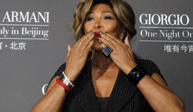 Tina Turner śpiewa na walentynki