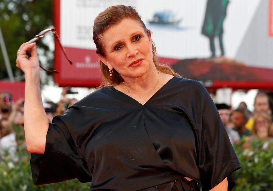 Księżniczka Leia od marca z preclami na głowie