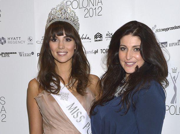 Miss Polonia Paulina Krupińska i Małgorzata Herde