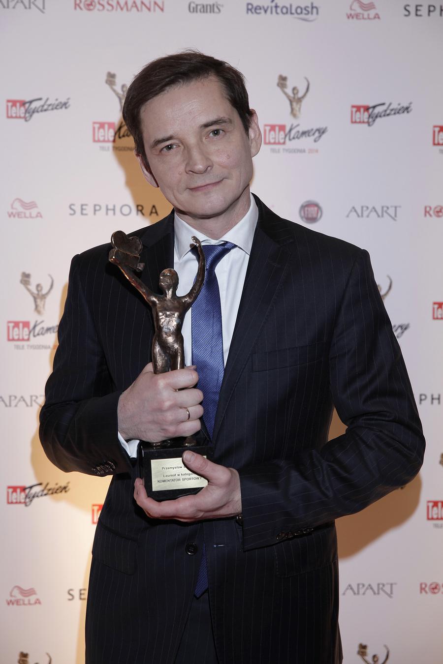 Telekamery - Przemysław Babiarz
