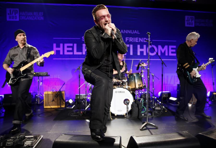 U2 zagra na gali Oscarów
