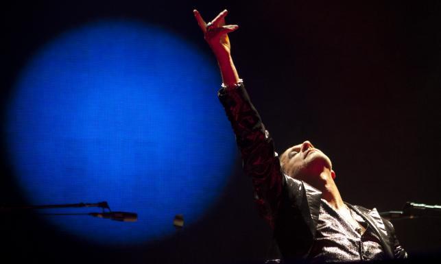 Depeche Mode - koncertowa maszyna [ZDJĘCIA]