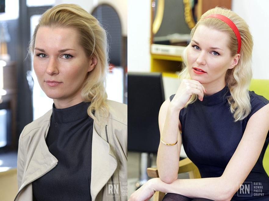 Modne fryzury na wiosnę: dziewczęce fale w stylu Catherine Deneuve krok po kroku