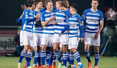 Piłkarze Zwolle