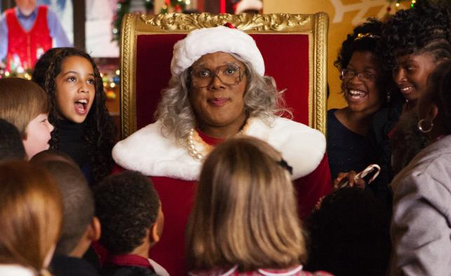 "Najgorsza aktorka: Tyler Perry –""Tyler Perry's A Madea Christmas"""