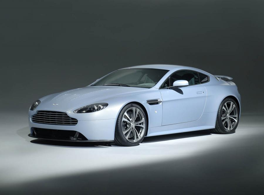 Tak szybki jest Aston Martin Vantage RS Concept