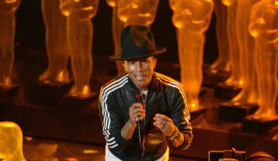 Pharrell Williams i U2 bez Oscara