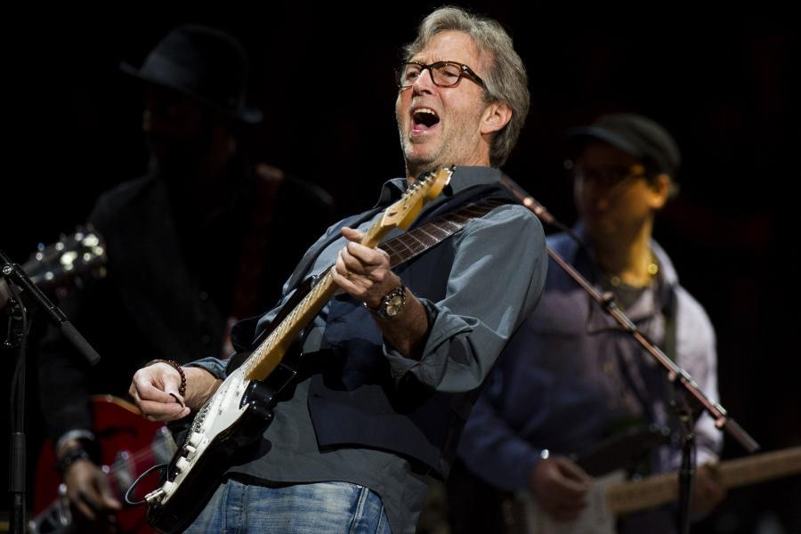 Eric Clapton: Kiedy osiągnę 70 lat przestanę występować