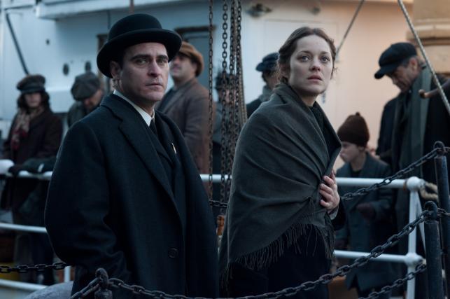 "Joaquin Phoenix i Marion Cotillard w filmie ""Imigrantka"""