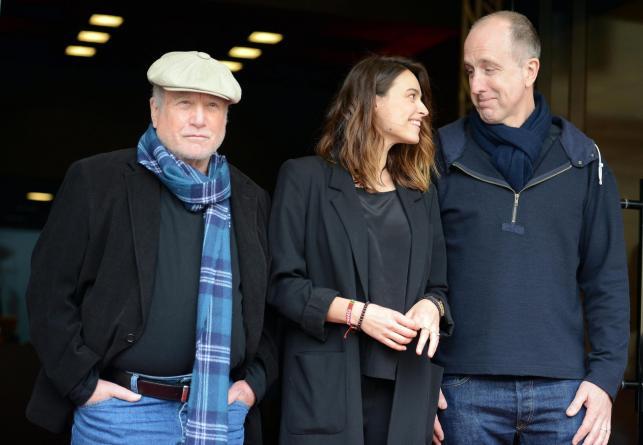 Richard Dreyfuss, Kasia Smutniak i reżyser James McTeigue