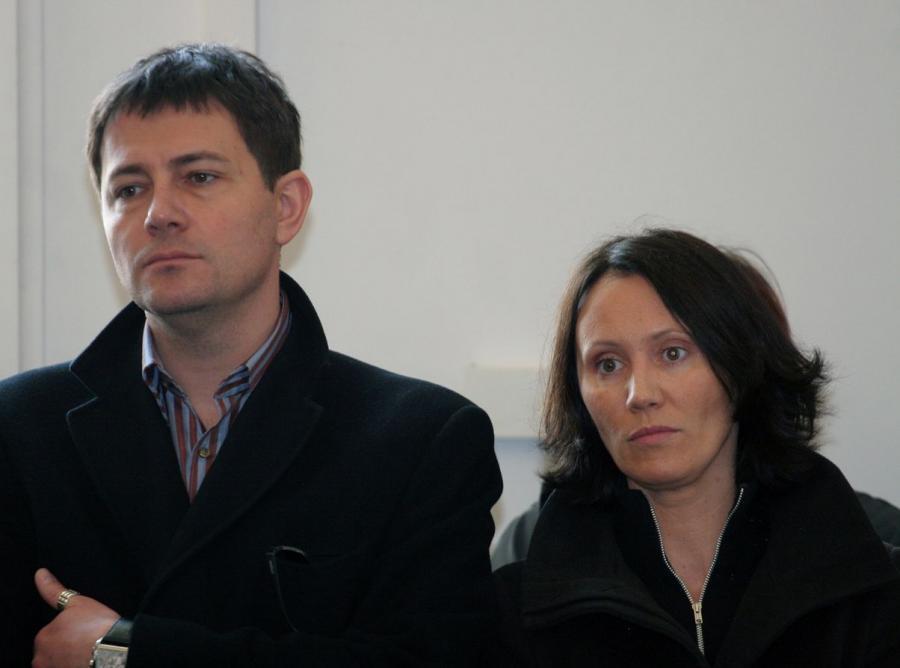 Krzysztof Ibisz, Anna Nowak-Ibisz