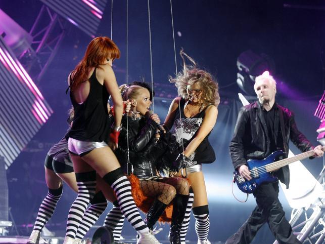 Wrocławską zabawę uświetnił koncert Dody