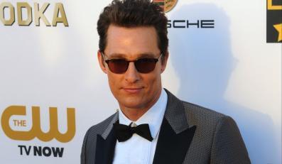 Matthew McConaughey będzie szpiegować?