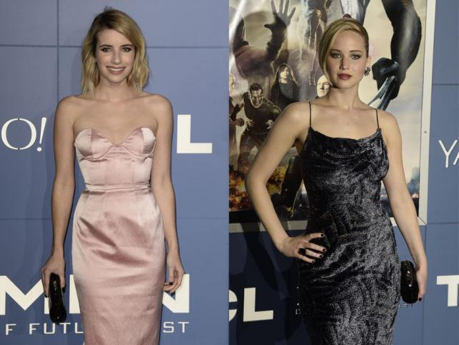 Emma Roberts czy Jennifer Lawrence?